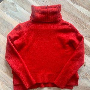 Banana Republic Red Sweater